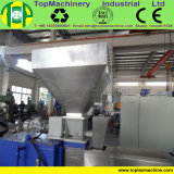 Palline di plastica che si sporgono riciclando la pianta di granulazione dell'animale domestico di PA PMMA pp LLDPE di PS della macchina