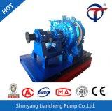 À compter de la pompe centrifuge de Boue Minérale