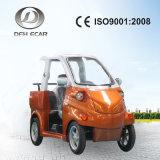 Chariot silencieux à vitesse réduite de couleur orange mini