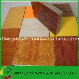 Профессиональные производители меламина MDF 16мм, 18 мм, меламином MDF для мебели
