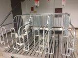 Porc galvanisé Sall de gestation d'IMMERSION chaude de caisse de limite de porc