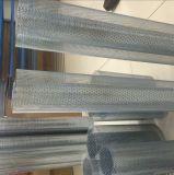 Perforierte Filterröhre des Edelstahl-316