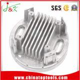 China y piezas de aluminio moldeado a presión molde fundido