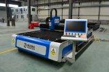 Machine de découpage de laser de commande numérique par ordinateur en métal de fer d'acier du carbone d'acier inoxydable