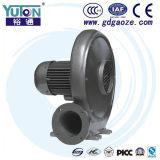 Tipo médio ventilador centrífugo da corrente elétrica da C.A. da pressão de Yuton do ventilador