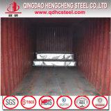 Feuille galvanisée laminée à froid de toiture de fer d'usine de la Chine