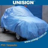 PVC Coated Tarpaulin del Fiamma-ritardatore di 0.55mm per Car Covers