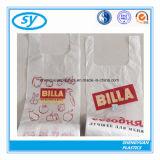 Изготовленный на заказ пластичные мешки несущей тельняшки HDPE