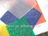 Roofing&Door를 위한 착색된 폴리탄산염 다이아몬드 장