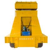 De Wagen van de Overdracht van het Spoor van de Fabriek van het aluminium in Zware industrie (kpt-60T) wordt gebruikt die