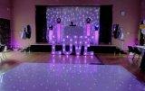 Plancher de danse étoilée à LED pour la fête de mariage decoration