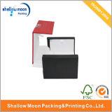 Rectángulo de empaquetado de papel del reloj caliente de lujo de la venta (QY150001)