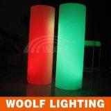 LED-heller aufblasbarer Pfosten, aufblasbare Spalte für Ereignis/Ausstellung