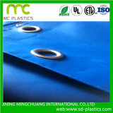 Cubierta del carro del encerado del PVC del fabricante