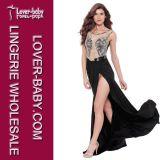 Venda por grosso de lingerie sexy roupas de tamanho Plus (L28009-2)