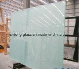 3-8mmの酸はガラス、3-8mmの酸によってエッチングされた曇らされたガラスをエッチングした