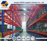 Prateleira de armazenamento de paletes de aço pesado com certificado Ce
