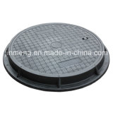 Diâmetro impermeável 900mm de SMC Manhole Cover D400 com Double Covers