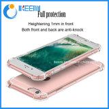 Neuer transparenter Telefon-Kasten-Kristall des freies Beispiel2017 - freier dünner Fall-rückseitiger Deckel-Shockproof Fall