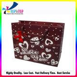 OEM / ODM a accepté l'emballage cosmétique de mode de gros sac de papier