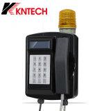 Koontechの防水電話非常電話呼出しボックスKnsp-18LCD