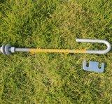 Landwirtschaftliche Rohr-Gatter-Gründling-lange Schraube
