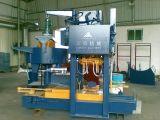 Машина плитки цемента, машина для того чтобы произвести плитки крыши цемента