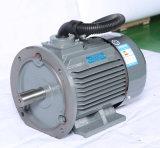 11kw motores assíncronos 15kw H160 da indução de pouco peso da C.A. de 3 fases motor elétrico para compressores