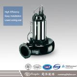 Pompe à eau submersible d'eaux d'égout pour les travaux municipaux, constructions, eaux d'égout industrielles