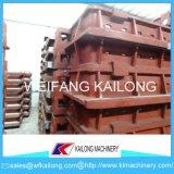 주조 장비를 위한 높은 정밀도 일관 작업 사용된 형 상자