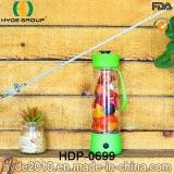 متعدّد وظائف [350مل] بلاستيكيّة دوّامة عصير زجاجة ([هدب-0699])
