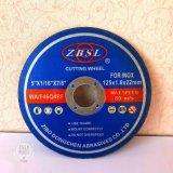 Disco d'acciaio -115X1.0X22.2 di taglio di Inox /Stainless