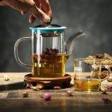 De Gift van de Theepot van het Glas van de Theepot van de Koffie van het Glas van de Pot van de Kop van de Thee van het glas
