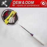 N20 Professional Sporting Goods Fibra de grafite de carbono em raquete de badminton