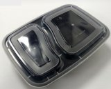 Jazzit 650ml retire o recipiente de alimentos de PP Lunch Box