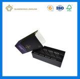 Cuadro de la tarjeta de cosméticos de Color con bandeja interior