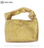2020 Novo Diamantes, malha de alumínio Diamond sacos, bolsas de senhoras elegantes, combinação perfeita com você