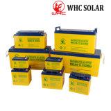 Whc de ciclo profundo 12V 200Ah batería recargable de batería de gel