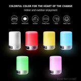 Lámpara de luz táctil inteligente altavoz Bluetooth