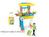 Giocattolo di plastica stabilito H0535202 dei bambini del giocattolo del gioco di lusso della cucina