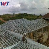 SGS Amplia gama H-estructura de acero de sección de metal para la construcción de fábrica Taller de oficina