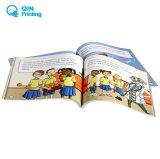4つのカラーオフセット印刷の薄紙表紙の児童図書