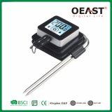 Barbacoa Bluetooth termómetro con la versión de la sonda de dos Ot5538BL2