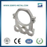 Placa de alumínio com processamento de furos