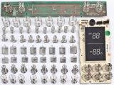 Molla nichelata del tasto di tocco del contatto di precisione per il circuito