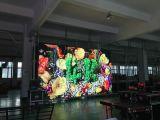 Stade de l'écran d'affichage à LED - LED Full-Color maille écran Affichage de l'intérieur