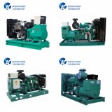 60Гц 200квт 250 ква Water-Cooling Silent шумоизоляция на базе дизельного двигателя ФАО генераторная установка дизельных генераторах