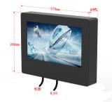 9,7 pouces haute luminosité 1080 militaires de l'écran LCD robuste