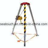 Treppiedi di alluminio di sicurezza delle attrezzature di soccorso