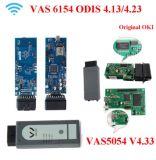 En 2018 Meilleur Odis 4.33/4.23/4.13 VAS 5054Une puce complet avec Oki VAS5054un Bluetooth VAS 6154 VAG WiFi Odis VAS6154 Outil de Diagnostic